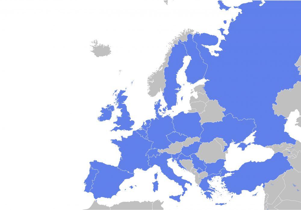 European Cb - Federation Oukas info