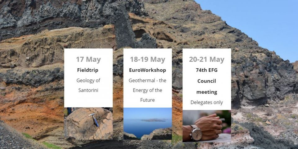 EuroWorkshop geothermal energy: Early bird fees extended until 30 April