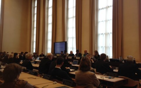 EFG takes an active part in UNECE Resource Classification Week