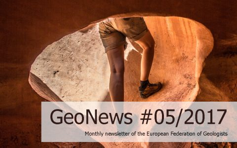 GeoNews: the May edition of EFG's monthly newsletter is now live