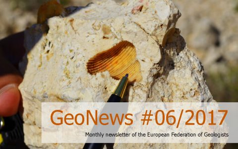 GeoNews June: the one place to keep up with European Geoscientists