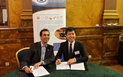 Partnership with Young Earth Scientists: EFG strengthens its commitment towards young professionals