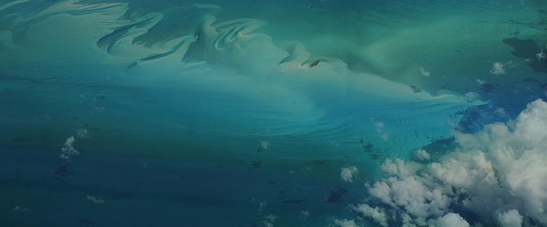 TURQUOISE-BLUE-SHOALS