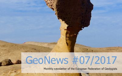 GeoNews July: the one place to keep up with European Geoscientists