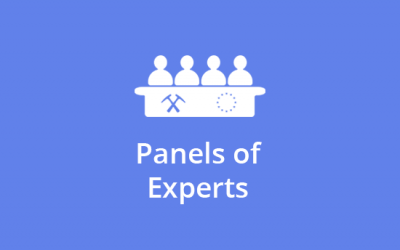 EFG is reinforcing its Panels of Experts