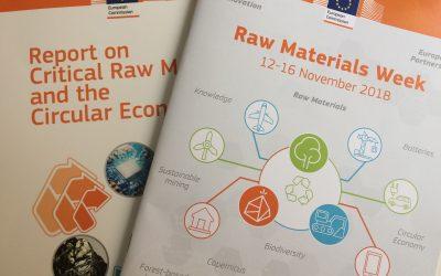 EFG at the EU Raw Materials Week