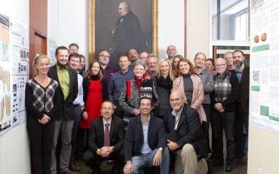 EFG Council meeting: intensive networking & a new President-elect