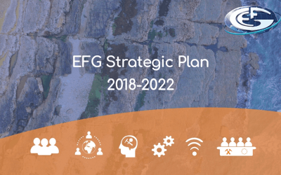 EFG unveils its strategy for 2018-2022: Towards a sustainable future