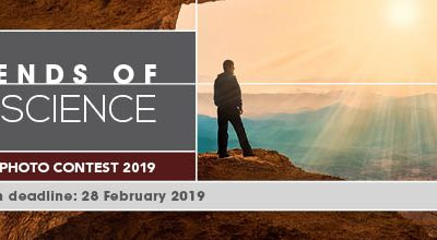 Legends of Geoscience: submit now your photos to the EAGE/EFG photo contest 2019