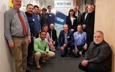 ¡VAMOS! review meeting