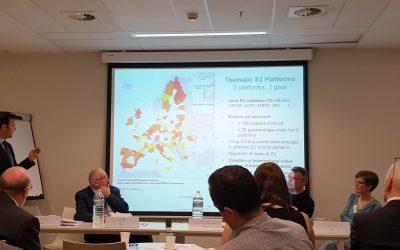 ICRAG seminar: debating forthcoming challenges for geosciences under the next EU framework programme