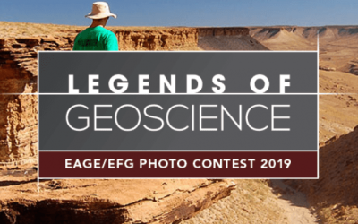'Legends of Geoscience' photo contest: public voting now open
