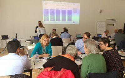 MinLand consortium meeting