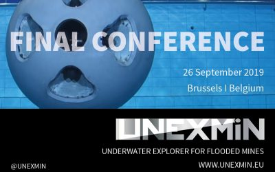 Register now for the UNEXMIN final conference