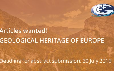 Call for articles: Geological heritage of Europe