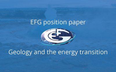 EFG releases position paper on the energy transition