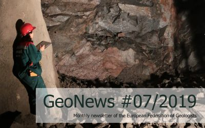 Welcome to GeoNews July!