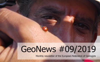 Welcome to GeoNews September