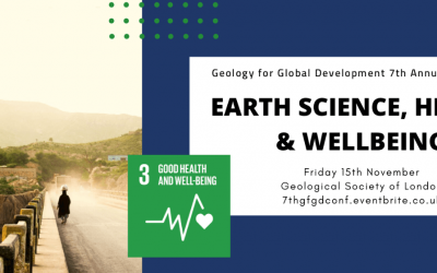 EFG partners with Geology for Global Development Conference
