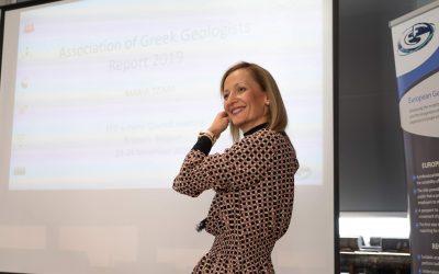 Maria Tzima, the newPE on EducationCoordinator