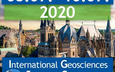 "IGSC 2020: Join students from around the world to exchange on ""Applied Geosciences in a Modern Society – Acting Responsible for a Sustainable Future"""