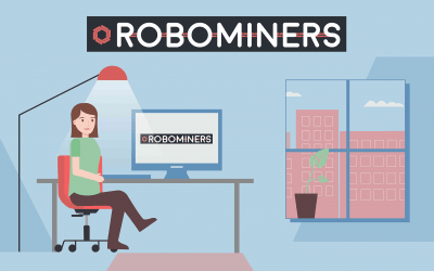 ROBOMINERS is launching its video!