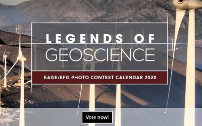 Vote now for your favourite 'Legends of geoscience' pic!