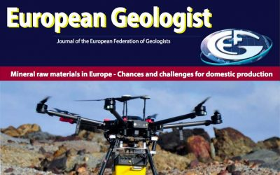 "New issue of the European Geologist Journal ""Mineral raw materials in Europe – Chances and challenges for domestic production"""