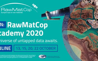 RawMatCop Academy 2020 – register by 2 October