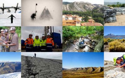 "Announcing the winners of the ""Legends of Geoscience"" Photo Contest 2020"