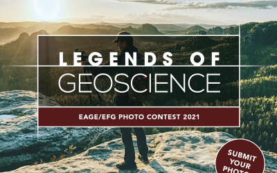 Legends of Geoscience: submit now your photos to the EAGE/EFG photo contest 2021
