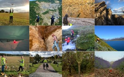 Which is your favourite 'Legends of geoscience' photo?