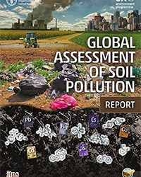 EFG contributed to FAO report on soil pollution